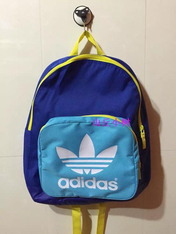 Adidas клевер новый рюкзак мини - сумка AI1194AI1193 классика
