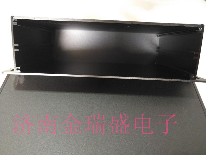 D'enveloppe de boîtier du boîtier le boîtier d'instrument instrument de profilés d'aluminium de l'alliage 54 élevée
