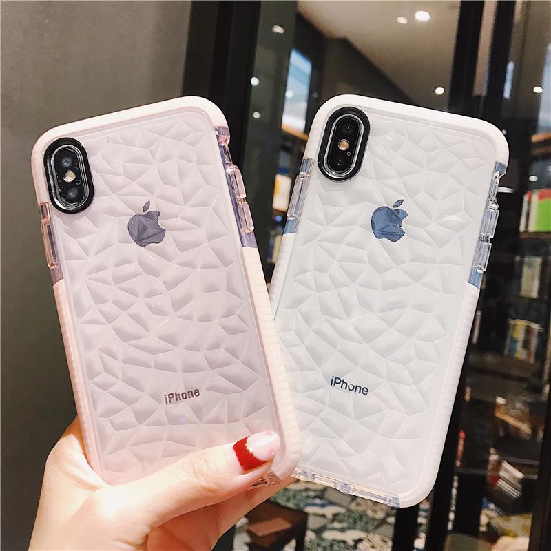 苹果X手机壳韩国8plus硅胶套软全包防摔8x新款iPhone7潮牌6plus女