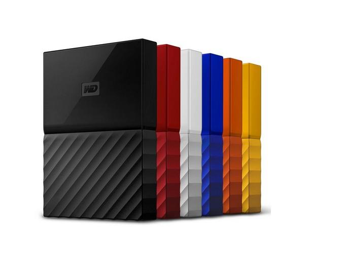 La garantie de WD mypassport4t2.5 de données USB 3.0 Ouest pouces disque dur mobile authentique 4tb trois ans