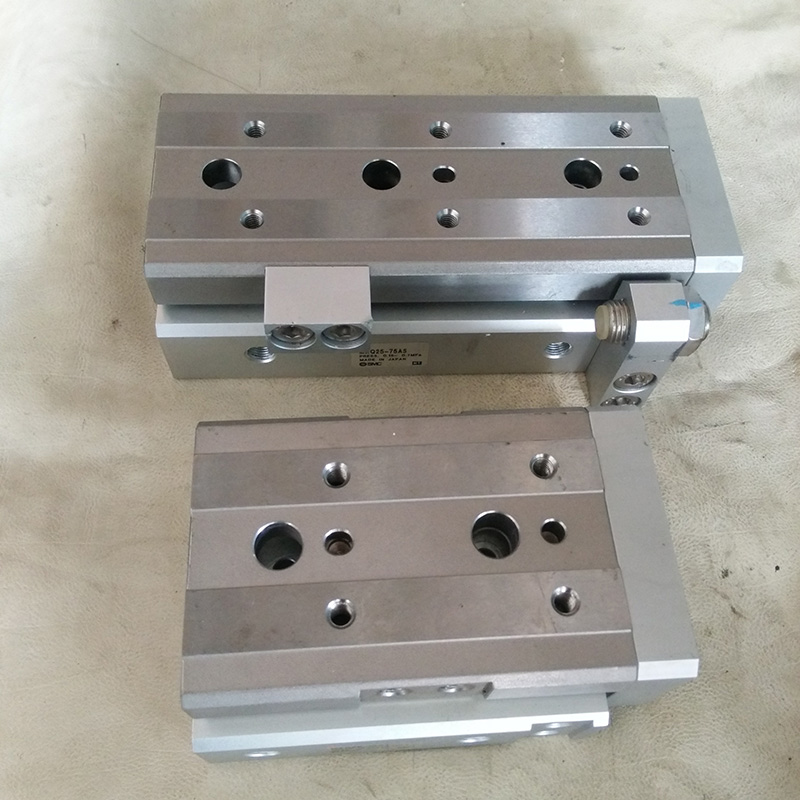 brugte SMCMXQ25-10/75 pneumatiske glide cylinder