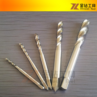 Tapping for M2---M12 manufacturers selling diamond spiral machine