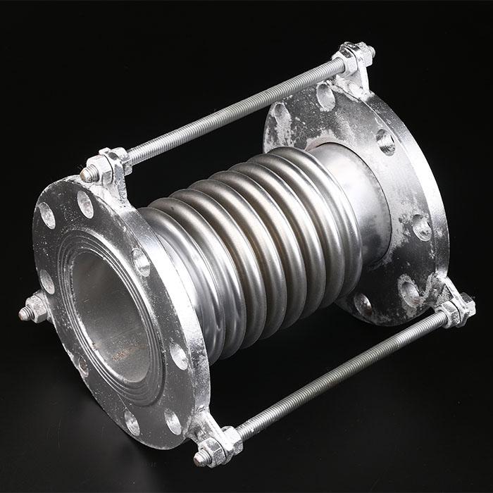 Tubo de acero inoxidable corrugado / hierro / acero inoxidable compensador / fuelles / metal compensador de manguitos