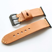 Fitted with apple watch, leather strap, apple watch substitute strap, 42MM/38MM leather strap