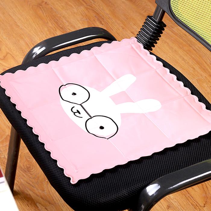 καρτούν πάγο εδώ το καλοκαίρι ωραίο μαξιλάρι μαθητές αυτοκινήτων και Γενική μαξιλάρι νερό ψύξης θερμομόνωση μαξιλάρια το γραφείο.