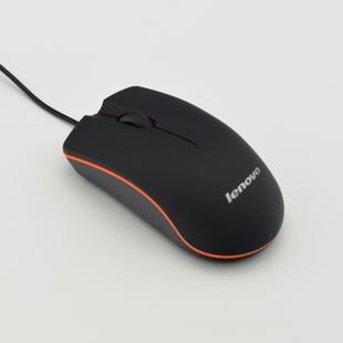 联想华硕电脑鼠标有线USB接口适用笔记本鼠标家用办公小巧可爱