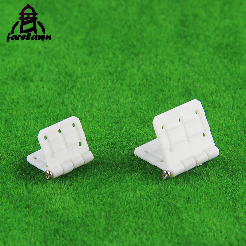Farlane model material plastic hinge model building accessories, DIY folding cabinet door and so on