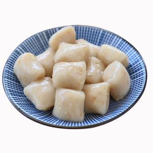 星芋芋圆鲜芋仙手工芋圆花生口味大芋圆新品甜品奶茶原料500克