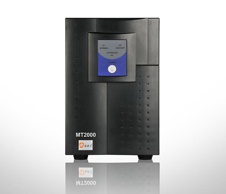 金武士UPS不間断電源MT2000L2KVA / 1200W外付けバッテリー本体直流48V