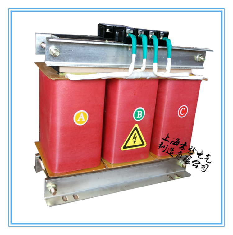 SG-1500W manufacturers sell direct 380V to 220V and 415V three-phase dry AC power transformer