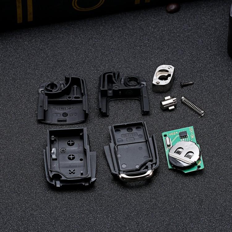 b5 - avsnitt!nycklarna till motorcykeln el cart moped utrustad stöldskydd som en fjärrkontroll.