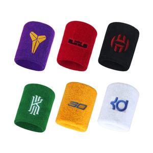 库里哈登科比男篮球运动护腕吸汗毛巾透气防撞扭伤专业护手腕护具