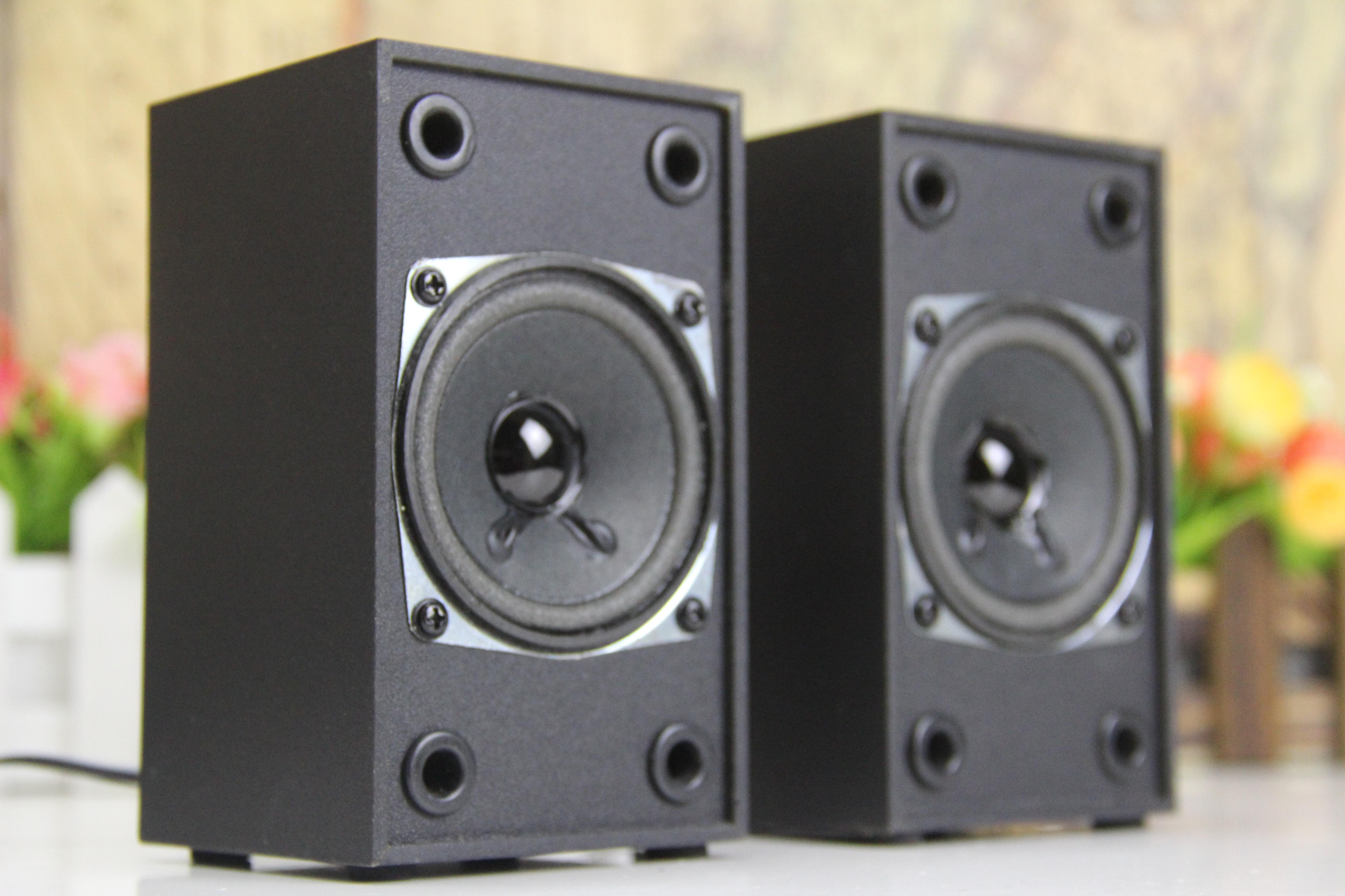 2.1 ораторов заместитель машина desktop мультимедийных пассивных аудио сабвуфер заплатить небольшой громкоговоритель мини - оратор коробка