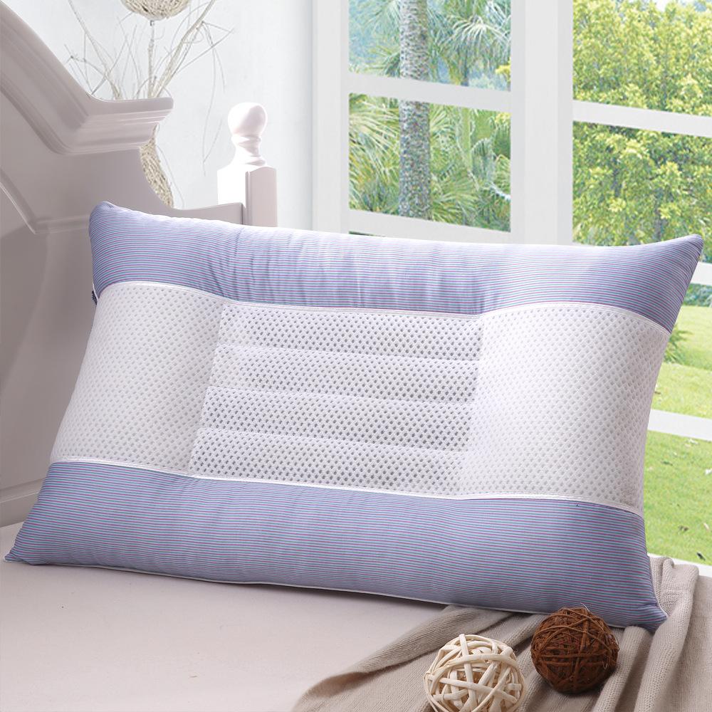 枕枕規格品1対決明子護頸椎の保健の枕半双そば枕学生シングル成人の磁力療法