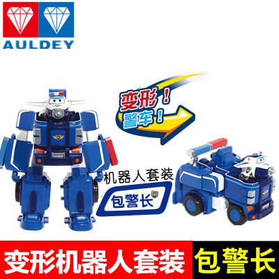 Robô super Grande pan é um conjunto Mais completo de Amor Le Di a Pequena deformação caminhão de brinquedo para crianças