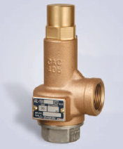 The import of Japanese cedar Yao Kai bronze wire buckle the safety valve safety valve DN324050 high temperature.
