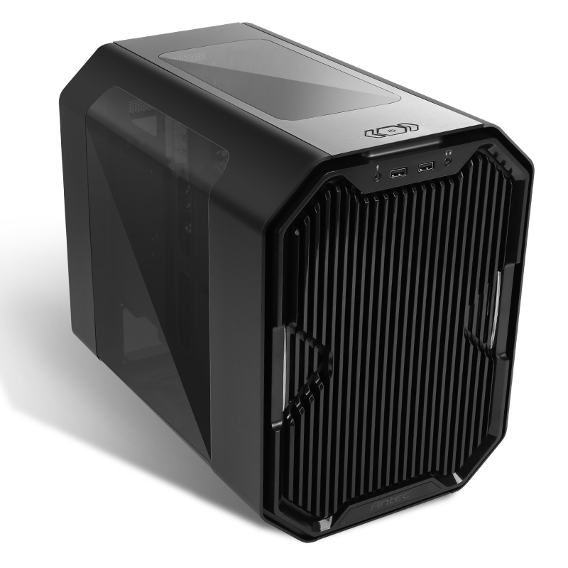 Antec CUBE water magic cube game chassis ITX water-cooled EK/ Razer custom support RGB240 water cooling