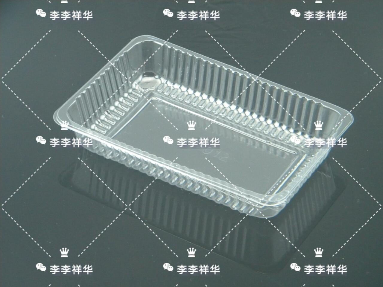 Das transparente kunststoffe für kekse und Kuchen MIT unterstützung der hummus Essen Neto plastik - VERPACKUNG für gebäck 100