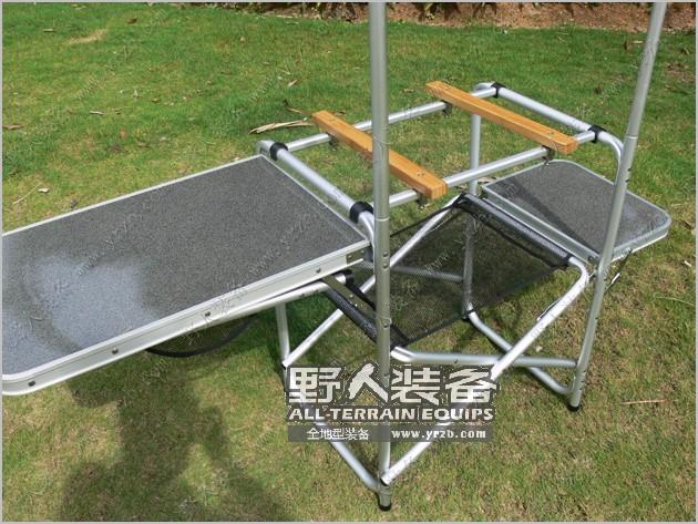 onways户外便携移动厨房折叠桌
