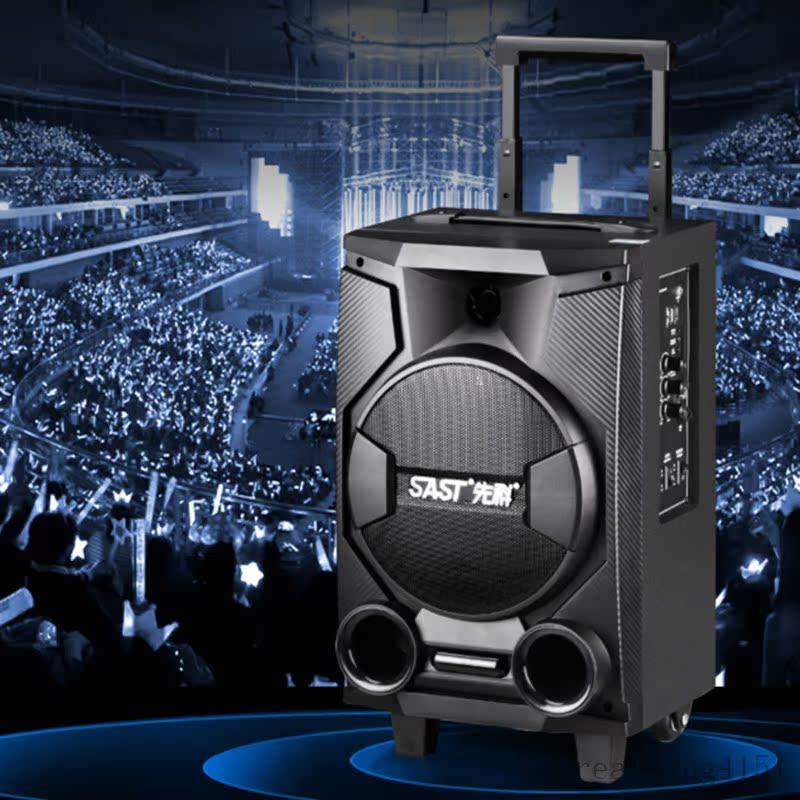 Bluetooth, WLAN tragen große macht Mobil - ktv desktop - Big audio lautsprecher - tragbare hochwertige