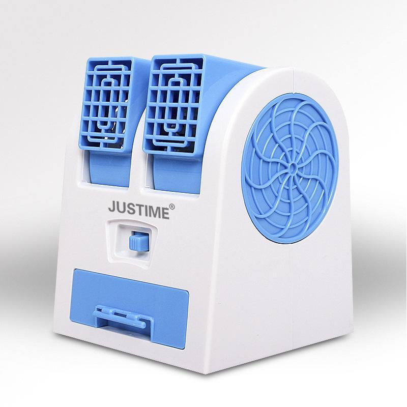 Quạt nhỏ USB lạnh quạt điện nhỏ sáng tạo làm lạnh mini game di động, xe gắn máy điều hòa trong nước phòng ký túc xá.