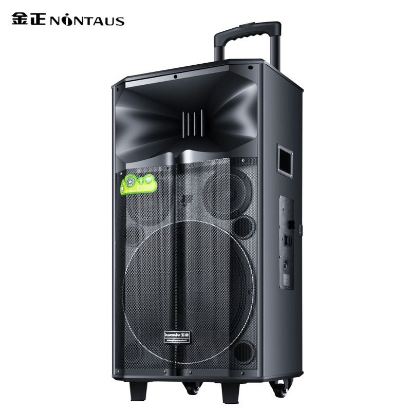 Kim Jong - N996 Square - dance Division hochleistungs - Outdoor - Hammond - sound der drei Instrumente Bass gitarre 15 - Zoll - lautsprecher
