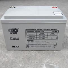 Ott und mehr akku - 12V100AH Ott und mehr OT100-12 EPS - Instrument für die feuerwehr UPS für drei Jahre garantiert