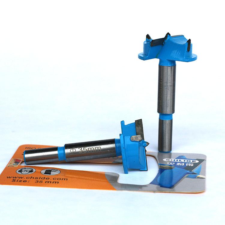 Bisagras para puerta de bisagra de cabeza de plástico especial para la instalación de una ampliación a 35 mm de madera de posicionamiento de sarro