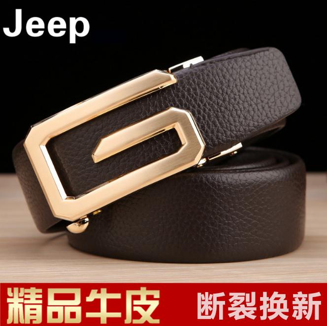 男性ベルト革は、純牛皮ベルトビジネス中年カジュアルには、韓国の字母のGのGには、