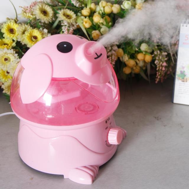 Humidifier, mini cartoon mute office, home bedroom air conditioning, air conditioning, large capacity aromatherapy humidifier