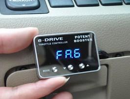 大衆领驭薄型電子節バルブコントローラPOTENTBOOSTER自動車電子アクセル加速器