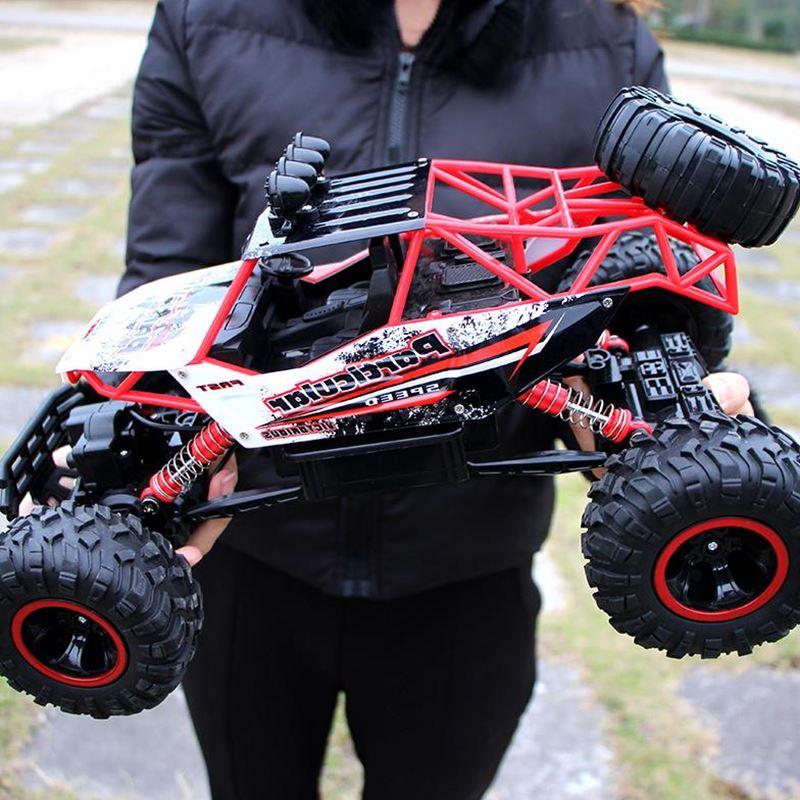 Geländewagen - Racing - klettern - Trucks für high - speed - treiben Junge spielzeug - geschenke für Kinder fernbedienung dampf