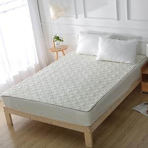 全棉床笠单件纯夹棉床罩席梦思床垫保护套防尘罩床垫套全包可拆卸