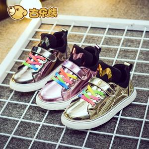 儿童鞋女运动鞋韩版男童鞋子潮2017秋季新款中大童儿童跑步鞋秋鞋