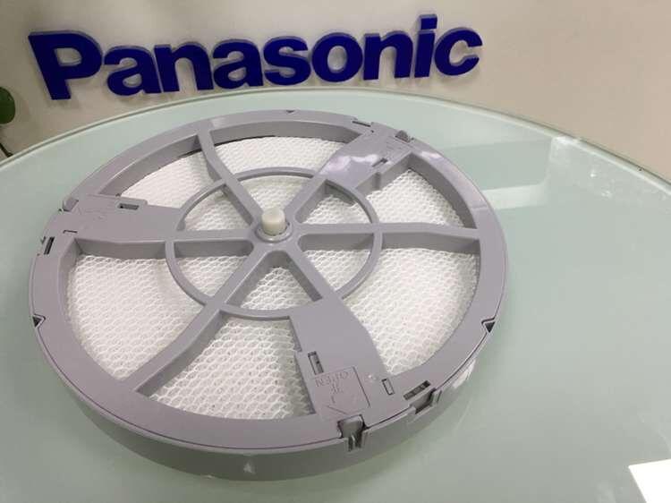 Umidificador de ar purificador de ar original Panasonic F-VXG70C Filtro Filtro de umidificação F-ZXGE70C