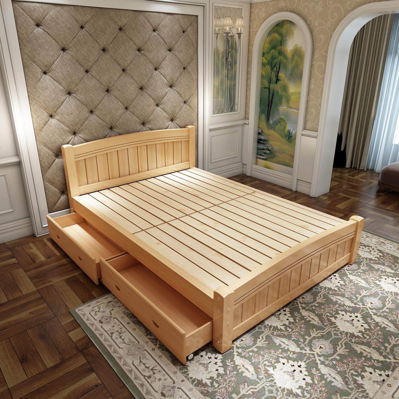 Кровать из дерева своими руками: особенности подбора 94