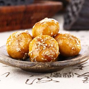 德辉红糖酥饼梅干菜肉金华网红零食小吃浙江特产美食黄山烧饼