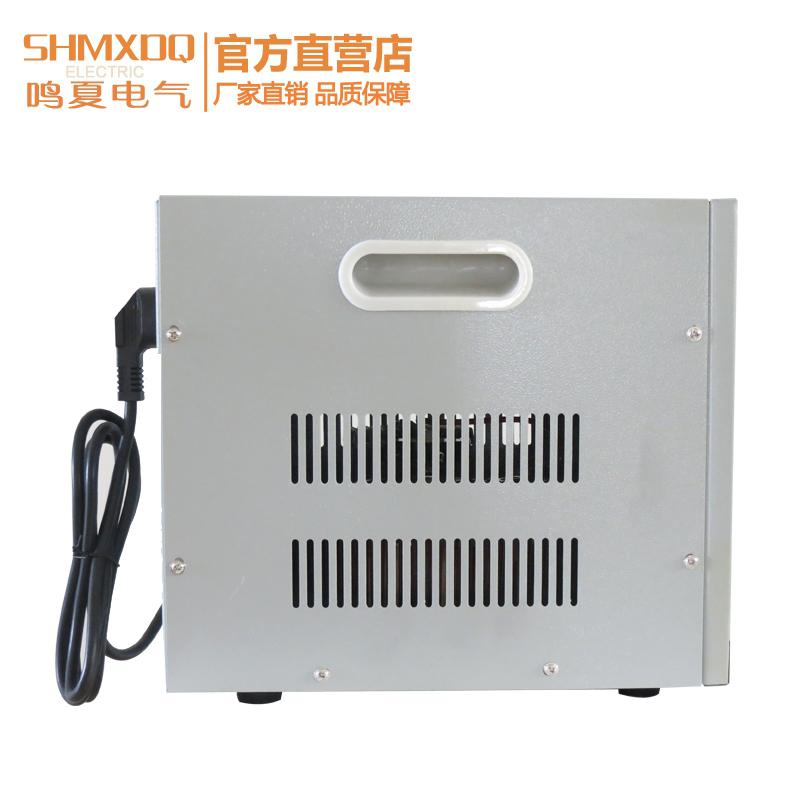 στο σπίτι του ρυθμιστή της αυτόματης ανταλλαγής 5000w 220v υψηλή ακρίβεια του ρυθμιστή πίεσης 5 kW ψυγείο κλιματισμό τροφοδοσίας