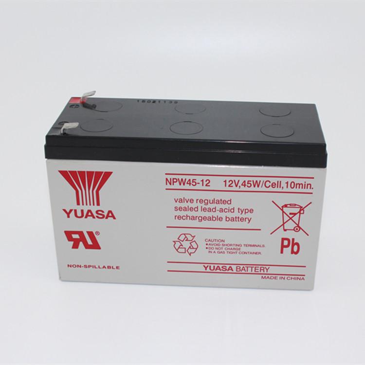 YUASA батарея NPW45-1212V9AHUPSEPS DC экран необслуживаемые батареи