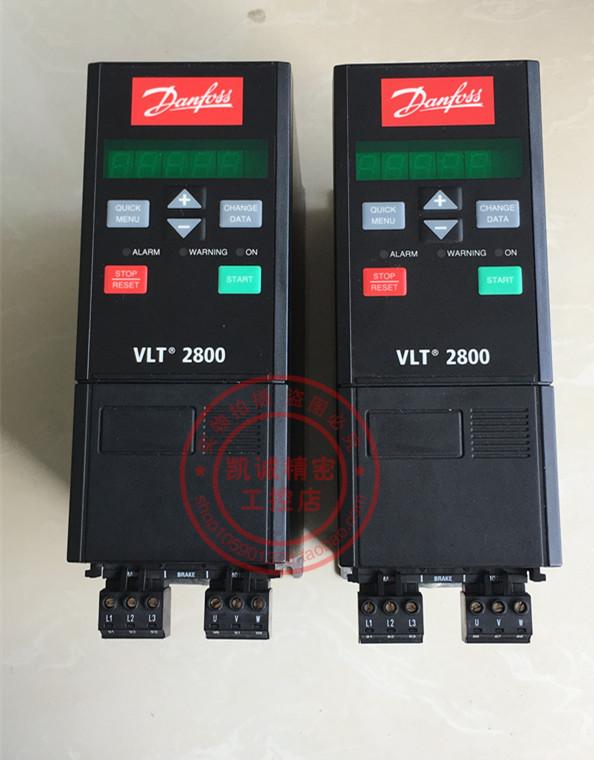 оригинальные Danfoss инвертор VLT2800VLT2815P4B Danfoss спотовых