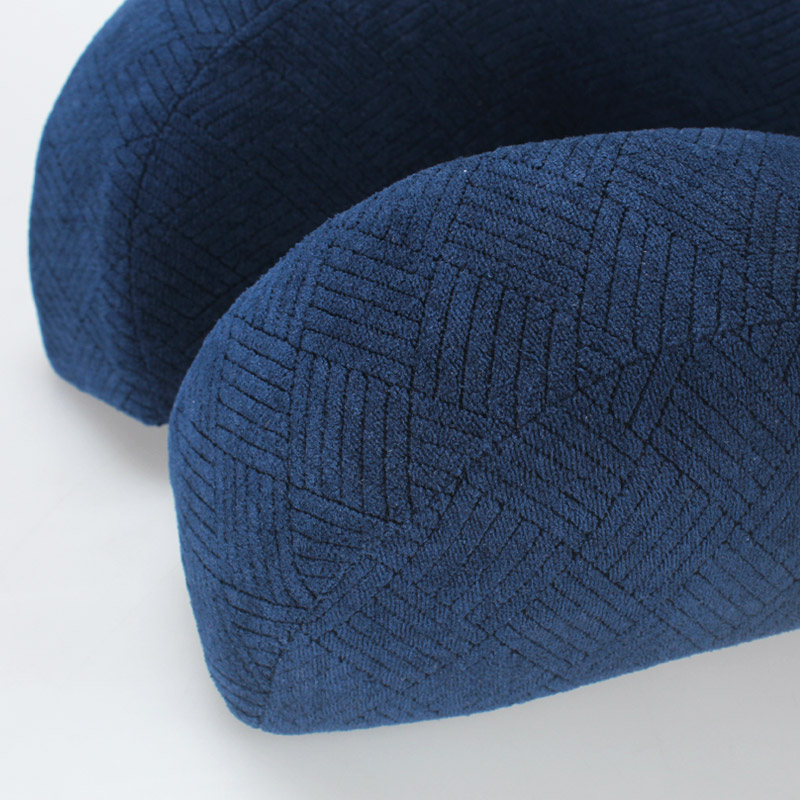 豪華通気記憶綿U型枕枕護頸椎u形の飛行旅行まくら昼寝ざぶとん昼休み枕