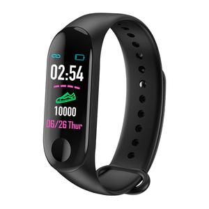 云镶M3彩屏智能手环心率睡眠监测运动计步手表男女手环