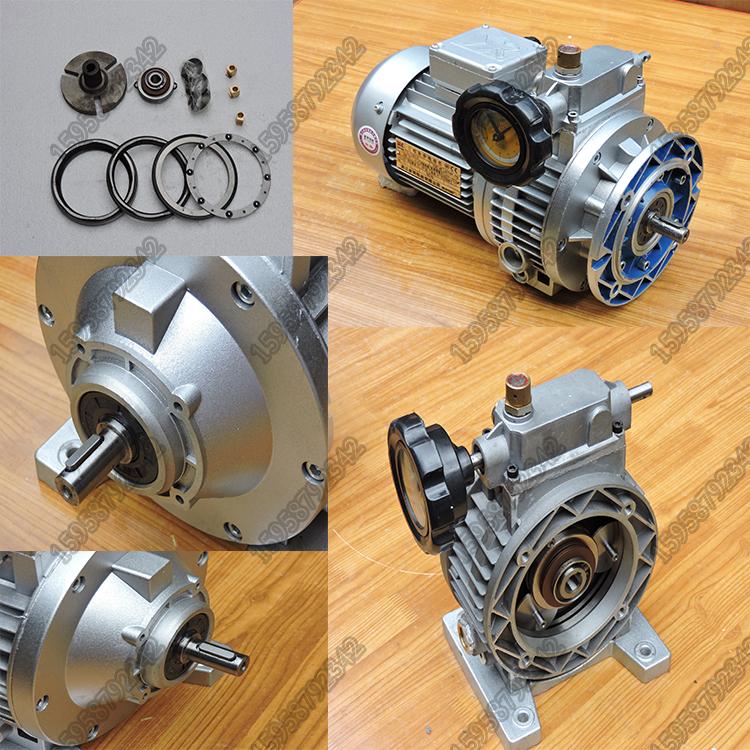 供給横型遊星歯車減速機MB0204071522摩擦式無段変速機