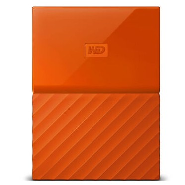 WDNewMyPassport1TB West Orange mobile festplatte WDBYFT0010BOR Daten.