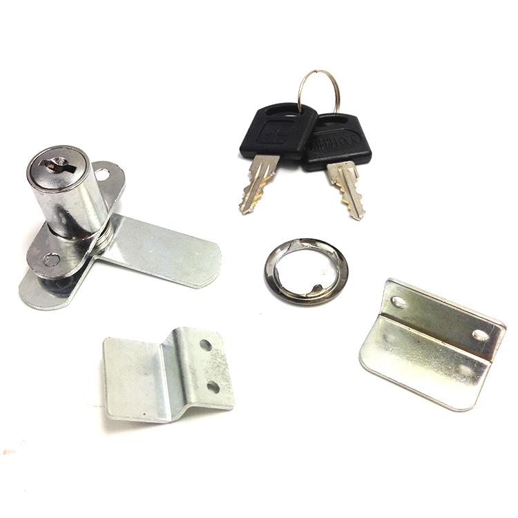 - заключи вратата на кабинета на чекмедже в кабинета на 208 шкаф, заключи ключалката на вратата на шкафа, заключи врата на мебели