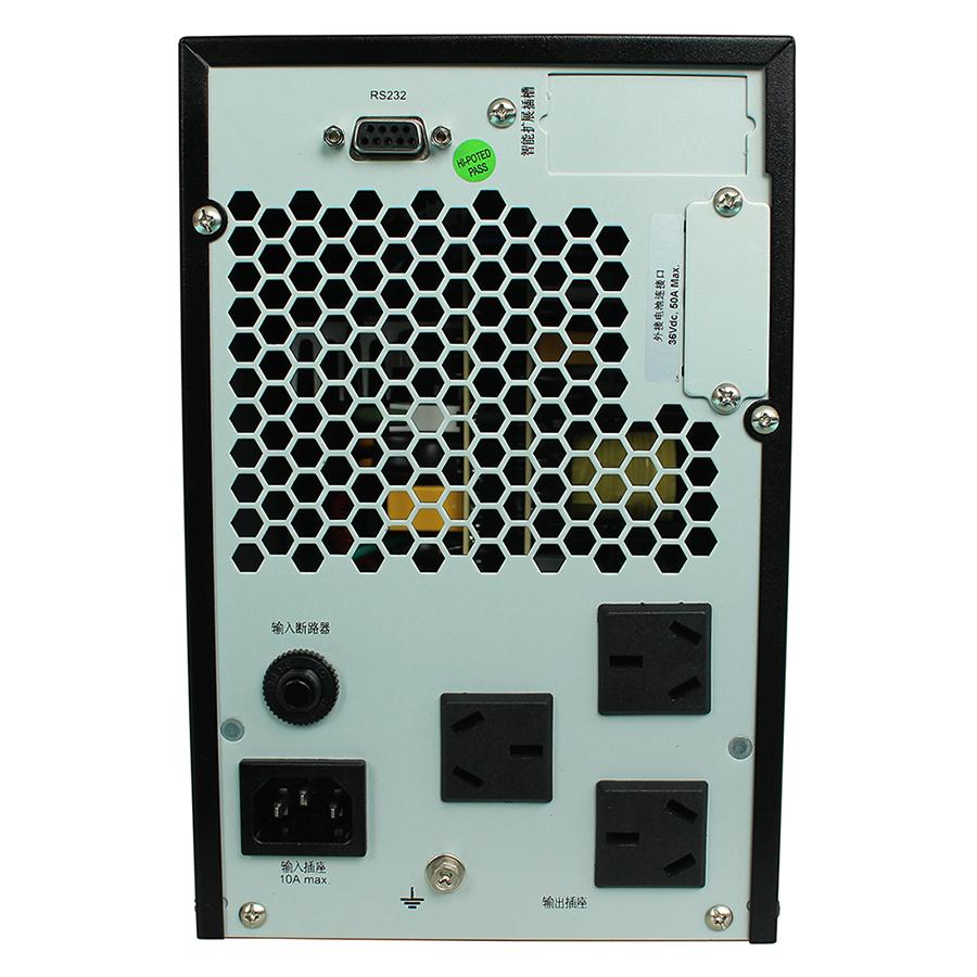 En la línea de División de kVA necesidades Reddy UPS G1KL800W largo retraso host 36v DC LCD