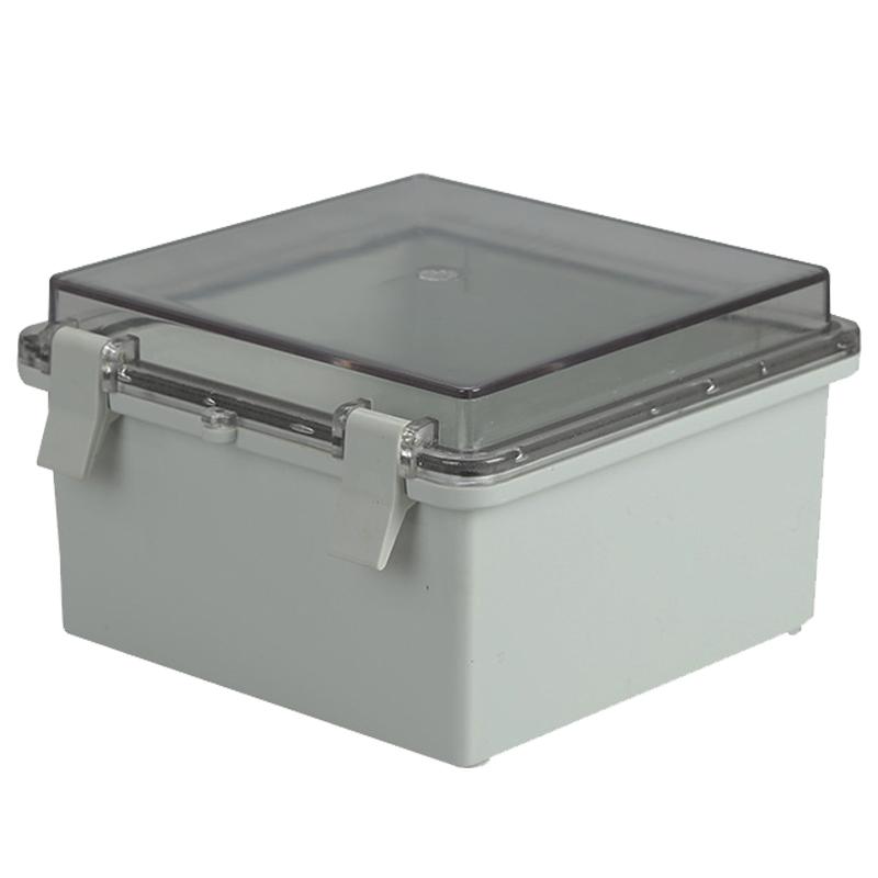 открытый резервуар 150*150*90 анти пластиковые электрического управления коробка может быть открытие петли hasp типа водонепроницаемый коробка распределения