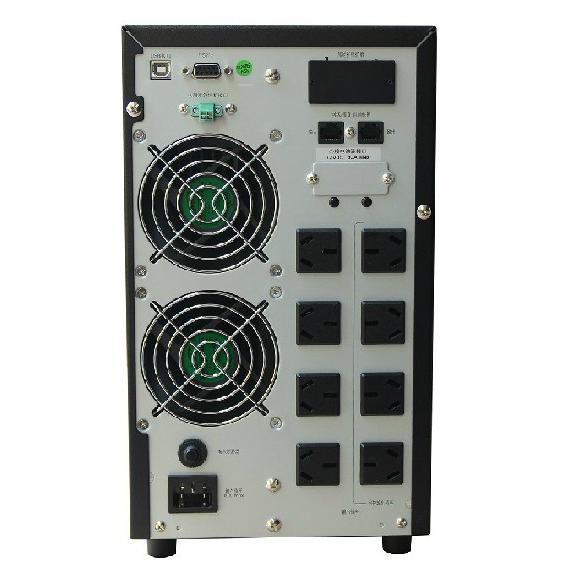 En la línea de Emerson UPSGXE06K00TL1101C006KVA / máquina 4800W larga batería externa