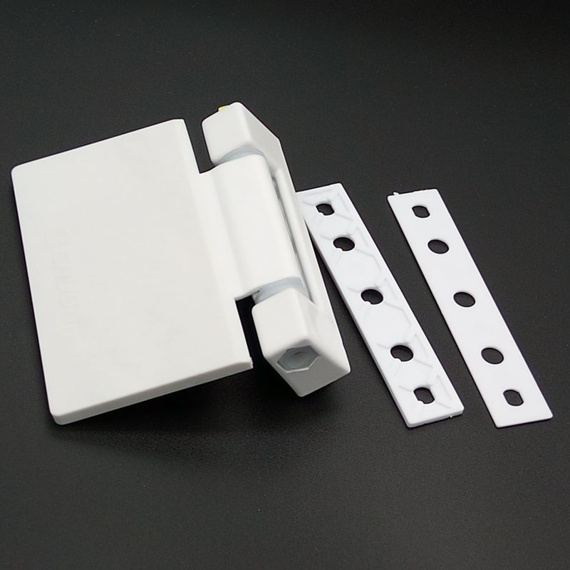 Spring CHUGN plastic steel door and window hinge, inside and outside push window, standard hinge, door and window hinge, big board hinge fittings