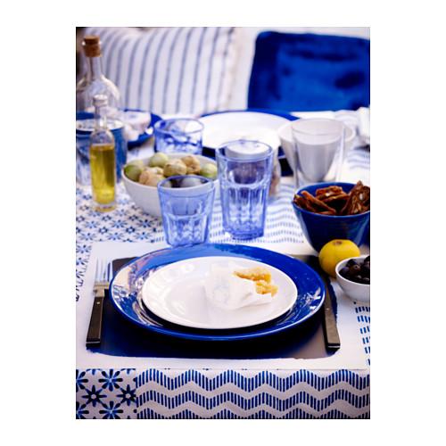 IKEA Bockel / Soma vaso taza taza transparente resistente al calor de la creatividad el vaso de jugo de naranja